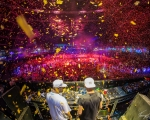 Amine Edge and Dance at EDC Las Vegas 2015